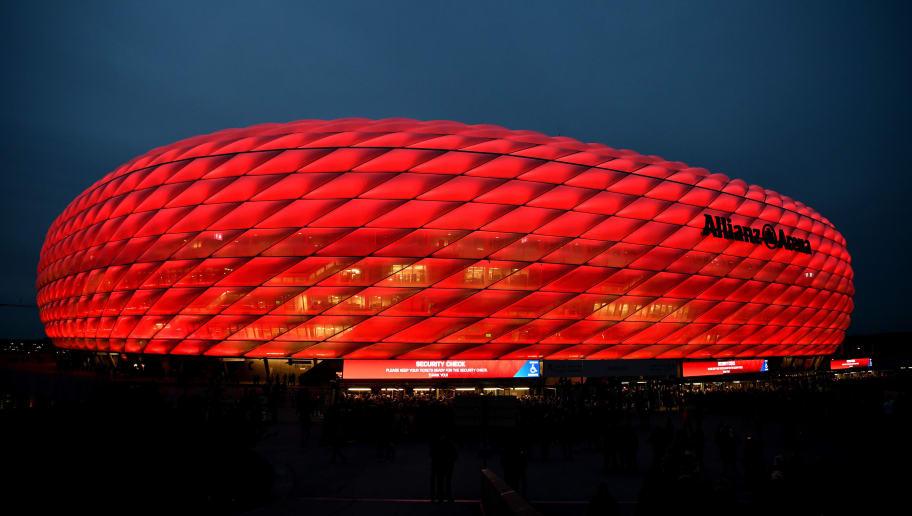 Bayern Munich Wan 2021 UEFA Champions League
