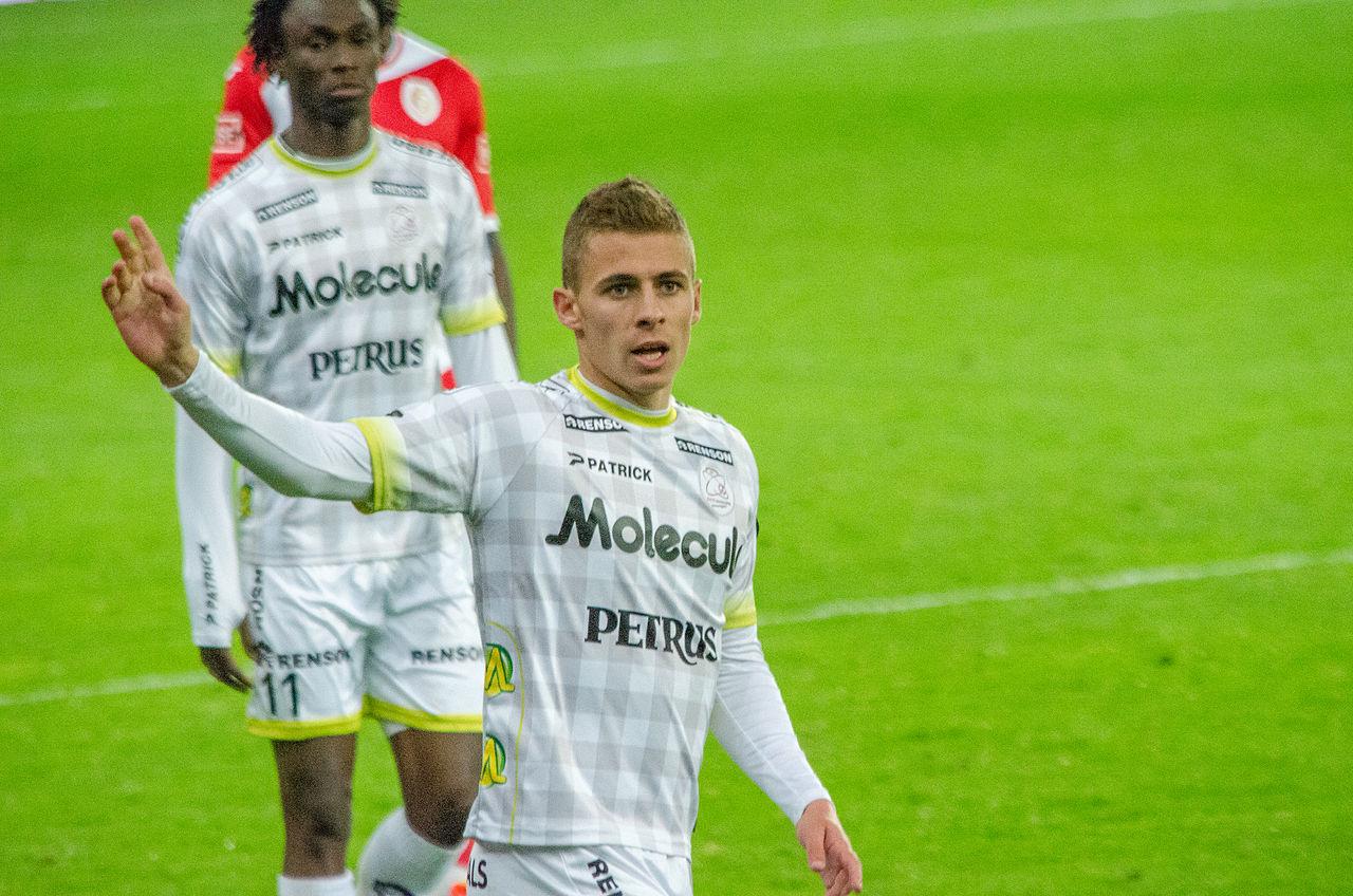 Borussia Dortmund Eye Thorgan Hazard