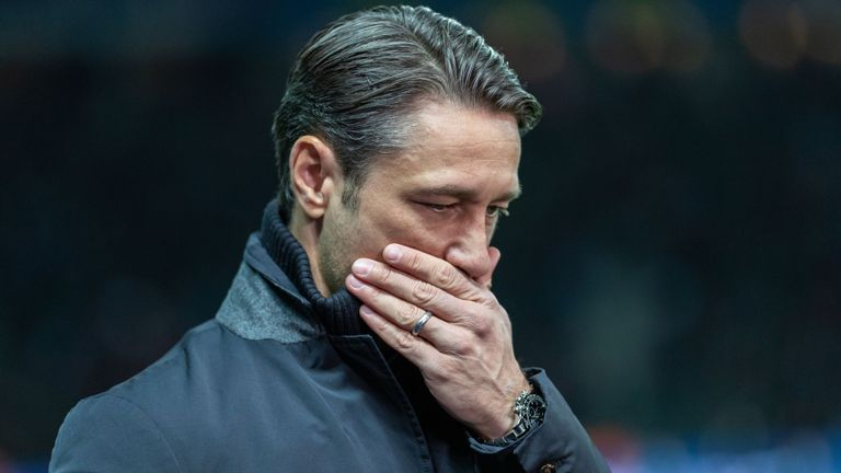 Niko Kovac Shoots Down French World Cup Winner Links