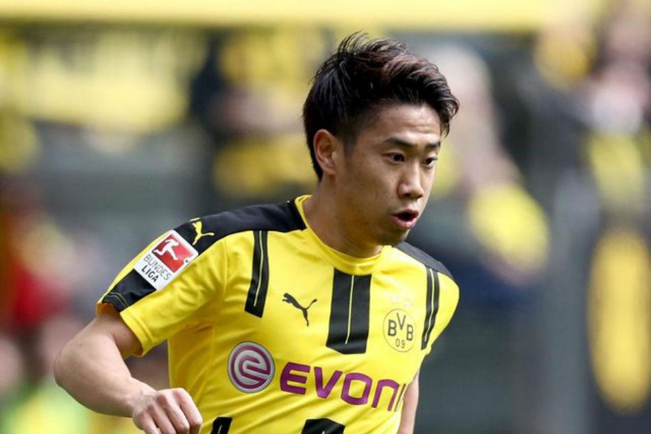 Shinji Kagawa Departs from Borussia Dortmund