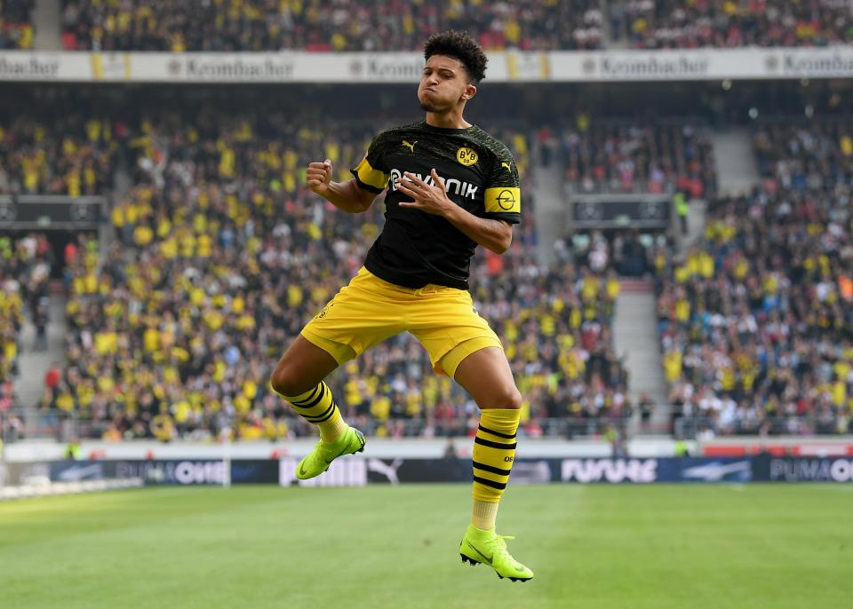 Borussia Dortmund Eye up Jadon Sancho Replacement from Chelsea
