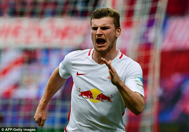 Timo Werner Rejects RB Leipzig Deal, Set for Transfer Scrap