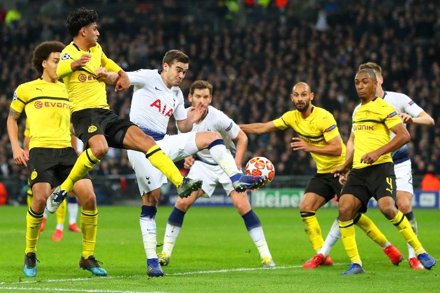 Borussia Dortmund Tie Up Treble Deals