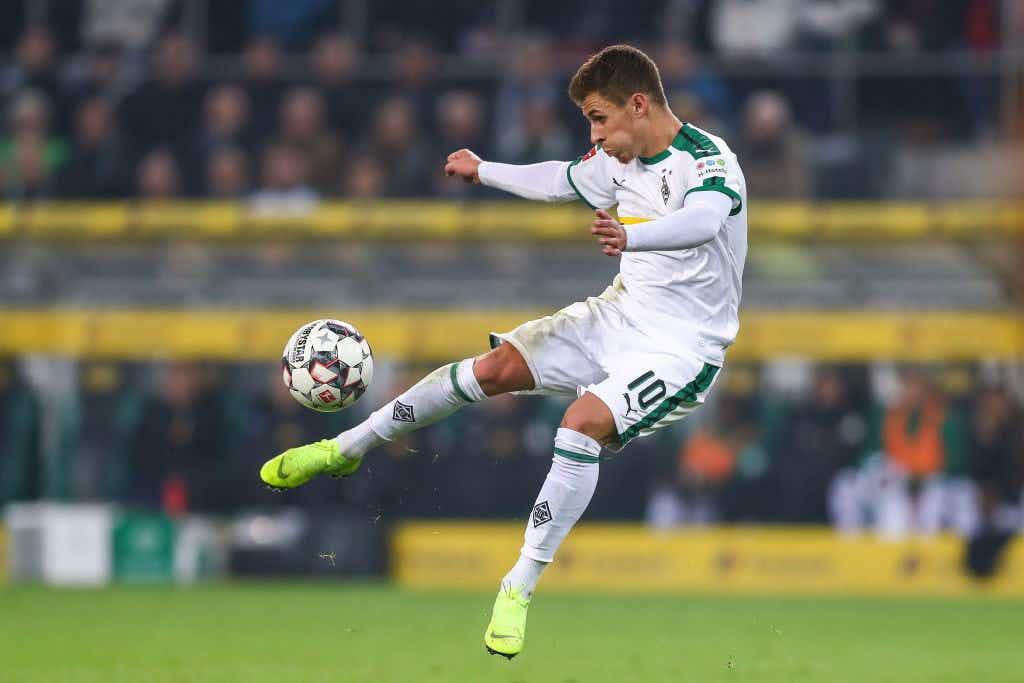Thorgan Hazard Open on Borussia Dortmund Interest