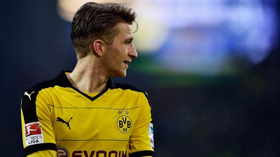 Marco Reus bullish on Bundesliga title chances