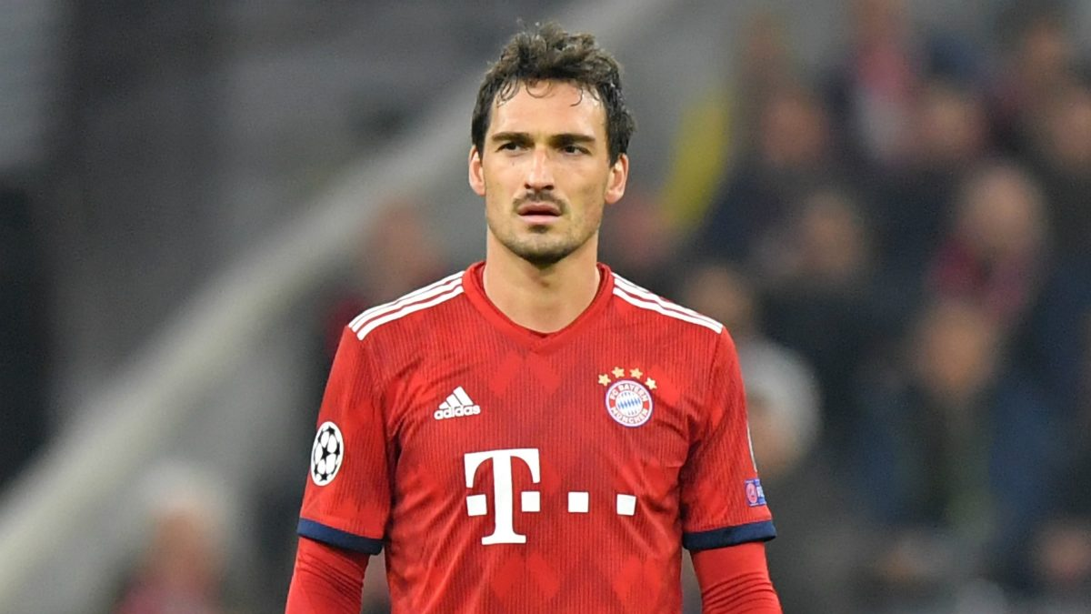 Mats Hummels Makes Sensational Borussia Dortmund Return