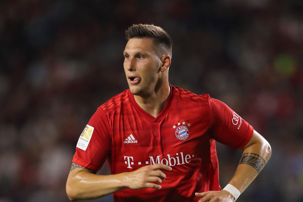 Niklas Sule set for FC Bayern Munich exit in the summer