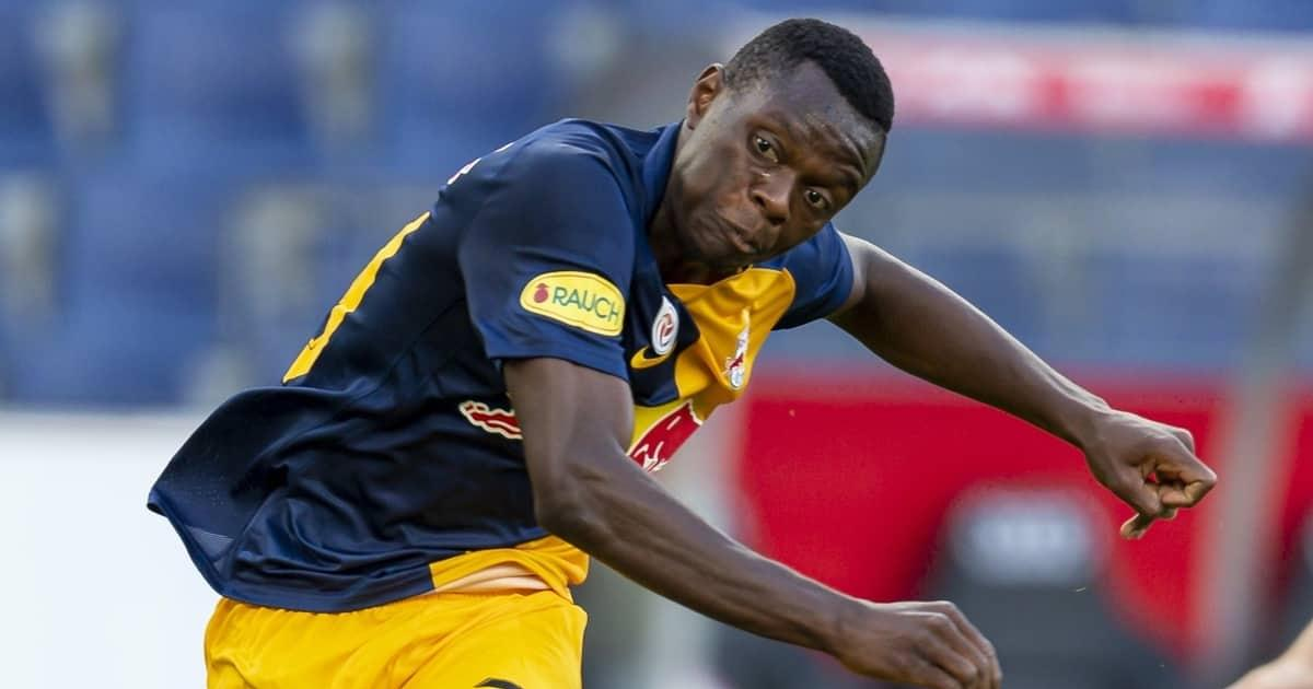 Huge interest in RB Salzburg striker Patson Daka